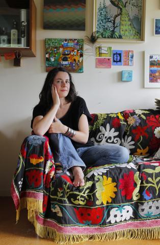 Marianne Elliott, Yoga Teacher Magazine