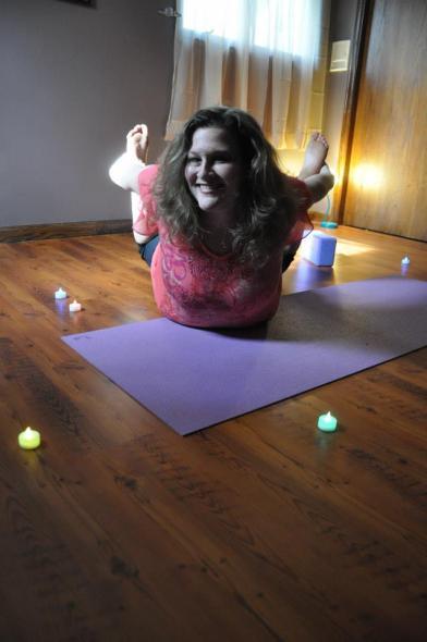 Dr. Jamie Marich, Yoga Teacher Magazine