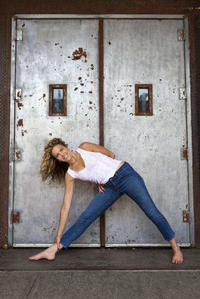Jodie Rufty, Yoga Teacher Magazine