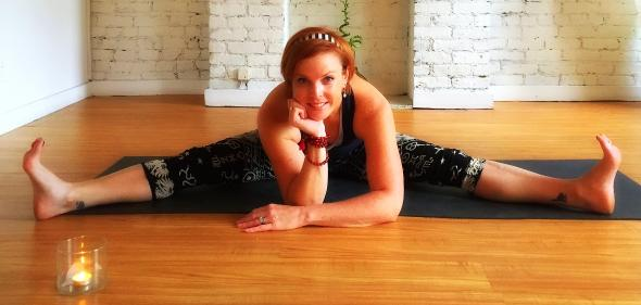 Gail Hamlin, Yoga Teacher Magazine