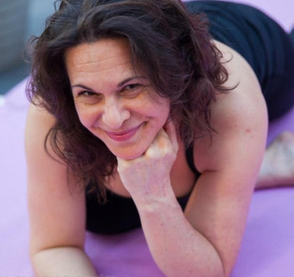 Sarah Bell, Yoga Teacher Magazine