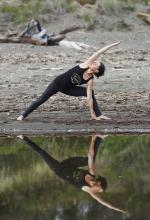 Marianne Elliott, Yoga Teacher Magazine