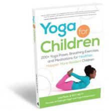 Yoga for Children by Lisa Flynn, Yoga Teacher Magazine