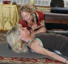 Amy Weintraub, Yoga Teacher Magazine