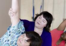 Anna Guest-Jelley, Yoga Teacher Magazine
