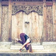 Janet Stone, Yoga Teacher Magazine