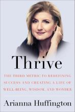 Thrive by Ariana Huffington, Yoga Teacher Magazine