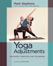 Yoga Adjustments, Yoga Teacher Magazine