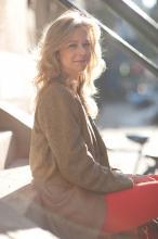 Chrissy Carter, Yoga Teacher Magazine