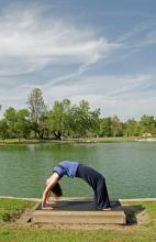 Jessica Rienecker, Yoga Teacher Magazine