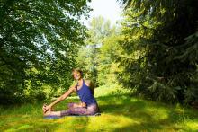 Kelley Rush, Yoga Teacher Magazine