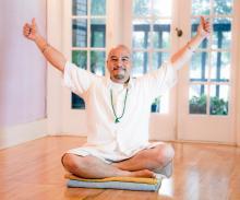 Pete Lee, Yoga Teacher Magazine