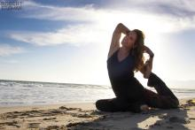 Gigi Miller, Yoga Teacher Magazine