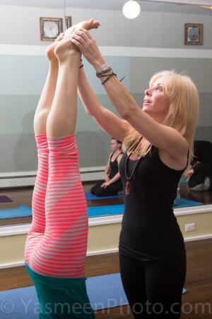 Dana Cilento-Murphy - Yoga Teacher Magazine