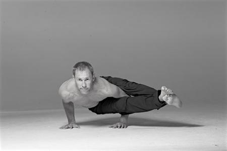 Adam Sewell, Yoga Teacher Magazine
