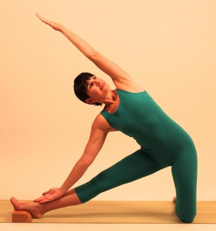 Nancy DL Heraty, Yoga Teacher Magazine
