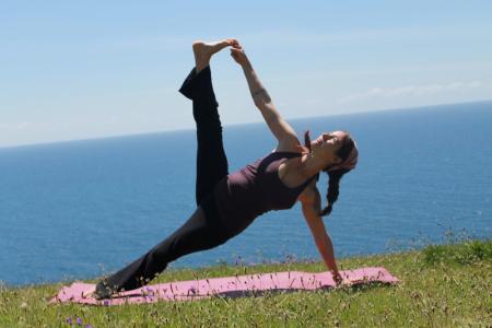 Yogini Tiff, Yoga Teacher Magazine