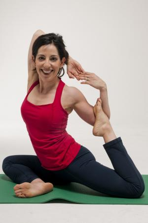 Fernanda Grisetti, Yoga Teacher Magazine