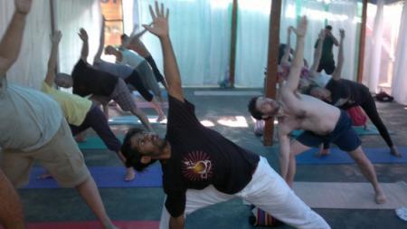 yognisarga, Yoga Teacher Magazine