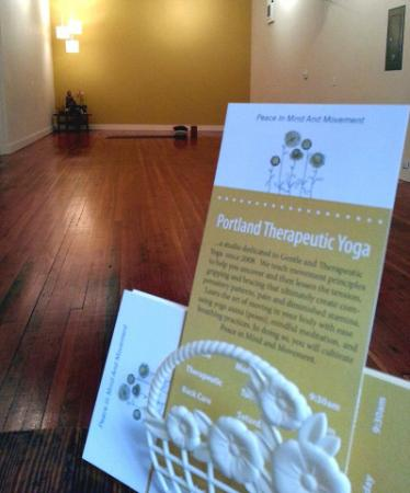 Portland Therapeutic Yoga, Yoga Teacher Magazine