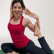 Fernanda Grisetti, Yoga Teacher Magazine